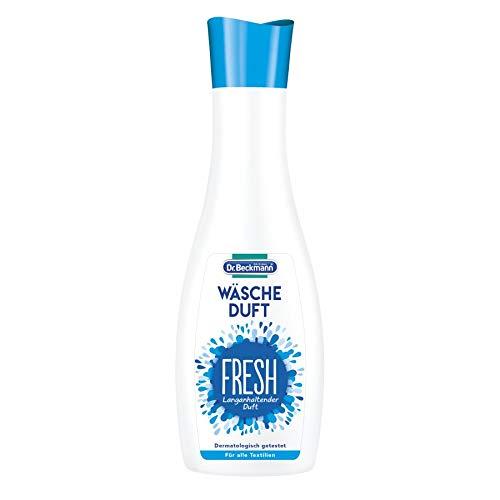 Dr. Beckmann Wäscheduft Fresh | für frischen und langanhaltenden Duft | ohne Weichspüler und für alle Textilien geeignet (250 ml)