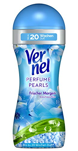 Vernel Perfume Pearls Frischer Morgen, 230 g, Wäscheparfüm für duftende, frische Wäsche, langanhaltender Wäscheduft